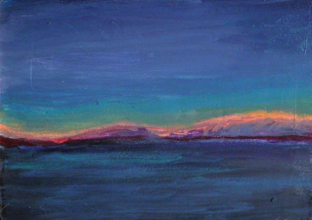 Alaska Paintings 005