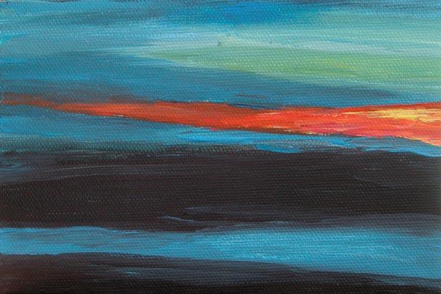 Alaska Paintings 006