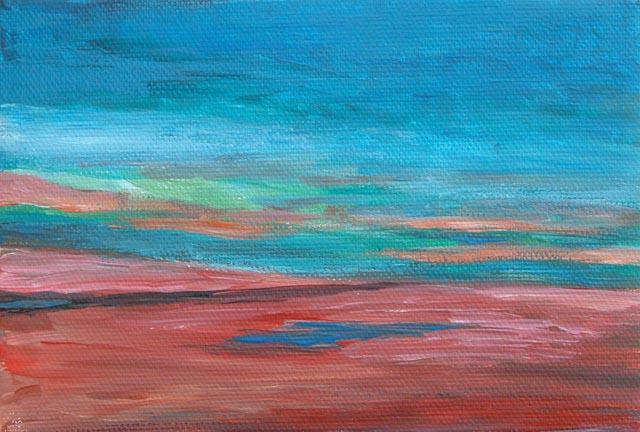Alaska Paintings 009