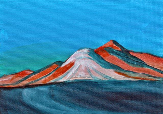 Alaska Paintings 011